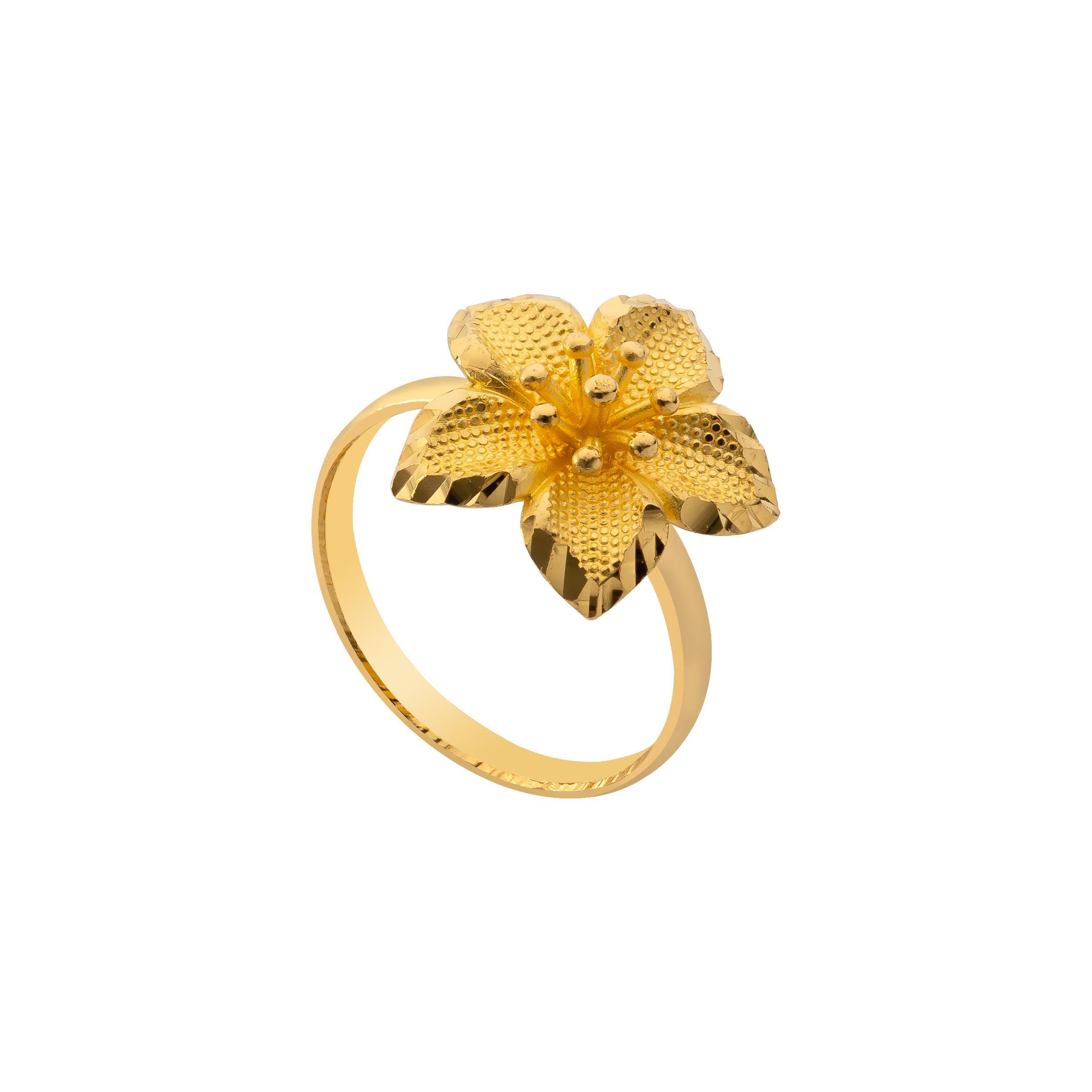 Nhẫn vàng 24k BST Đính hôn